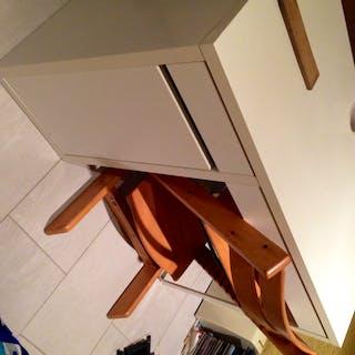 Bureau Ikea blanc av...