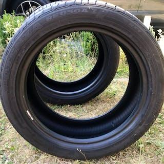 """4 pneus runflat 17"""" ..."""