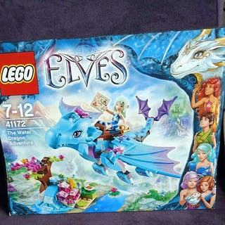 LEGO Elves Thé Water...