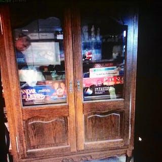 Meuble vitrine lg1M1...
