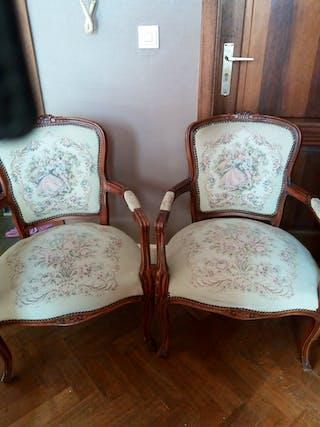 fauteuil decoratif e...