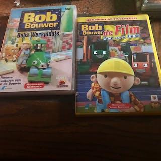 2 dvd's van bob de b...