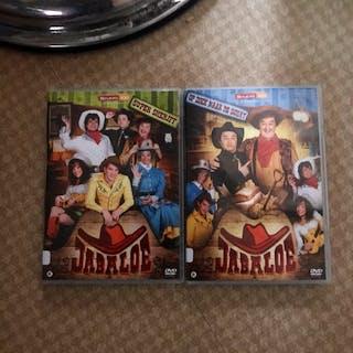 2 dvd's van jabaloe ...