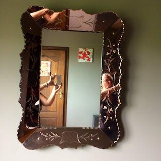 Miroir ancien 60x80c...