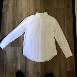 Wit hemd Ralph laure...