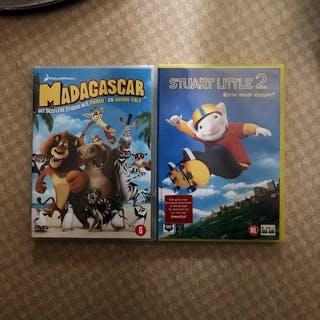 twee dvd's in heel g...