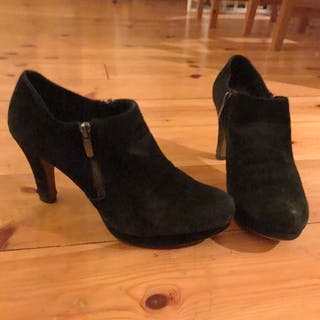 Chaussures noire à t...