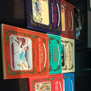 Livres contes et fab...